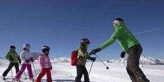 V marci majú deti v San Martino di Castrozza skipas, hotel aj výučbu lyžovania zdarma ©Riccardo Agosti