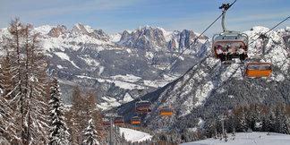 Val di Fassa: tante novità in pista! ©RBernard/Val di Fassa