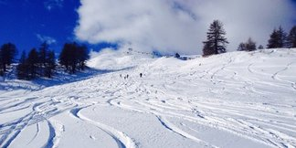 Najlepsze Wasze zdjęcia z aplikacji Skiinfo: grudzień 2014