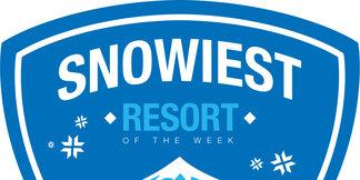 Sneeuwrijkste gebied week 1 ©Skiinfo