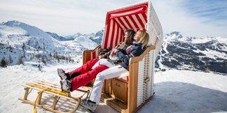 Korutánsko: Štyri tipy, kam na lyžiach za slnkom - ©Nassfeld.at
