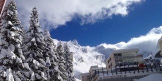 Weerbericht: nog meer sneeuw op komst. ©Facebook tourisme-gourette
