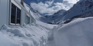 Meter snehu pre víťaza! ©Facebook N'PY