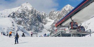 Slovensko v číslech - kolik sněhu bylo vloni v Tatrách?