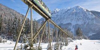 Hinterstoder – Wurzeralm, rozmanitý lyžiarsky región v Hornom Rakúsku ©Wurzeralm OöT Erber