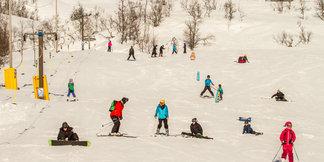 Ingen fare med påskesnøen ©Jan Petter Svendal