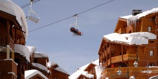 The highest ski resorts in Europe ©Val Thorens