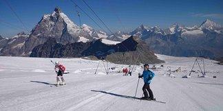 Na vlastní kůži: Přípravu jsme podcenili, ale letní lyžování na ledovci stálo za to! ©Jaroslav Tuček