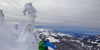 De sneeuwrijkste gebieden ter wereld ©StefanNeuhauser.com