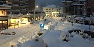 Sneeuwrijkste gebied week 48: de eerste van het nieuwe seizoen is voor Zwitserland. ©Engelberg Facebook