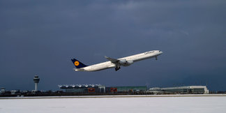 Munich: The gateway to the Alps ©Lufthansa