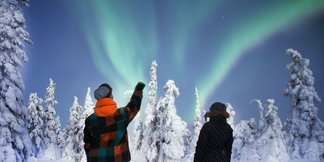 Kam jet lyžovat na Nový rok ©Ruka Ski Resort