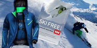 Ski Free con Helly Hansen: scia gratis nelle migliori località ©Helly Hansen