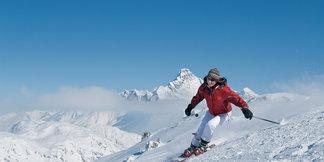 Sneeuwrijkste gebied week 3: Oostenrijk en Zwitserland voeren de boventoon ©walser-image.com /Vorarlberg Tourismus