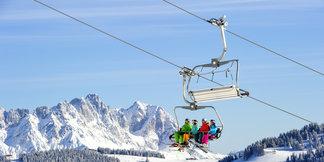 Die größten Skigebiete in Österreich: Die Top 20 mit den meisten Pistenkilometern ©SkiWelt Wilder Kaiser – Brixental / Christian Kapfinger
