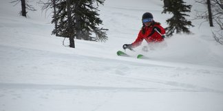 Exchange Rate Entices U.S. Skiers to Canada ©Panorama Mountain Resort
