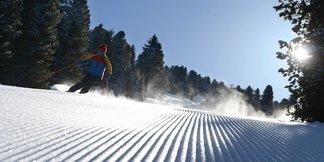 Raport śniegowy: w Polsce ruszają kolejne ośrodki, słabe opady na północy Alp, święta nie będą białe ©Val di Fiemme Facebook
