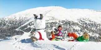 Zima v Korutánsku: Deti lyžujú zadarmo či so skipasom za jedno euro ©Franz Gerdl
