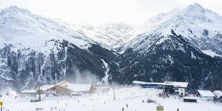 Najväčšie lyžiarske strediská v Rakúsku: 1 - Ski Arlberg  St. Anton - Lech Zürs - Warth-Schröcken  ©Tim Bode