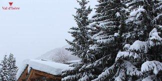Schneebericht: Enorme Schneemengen gefallen, jetzt kommt die Kälte ©Val d'Isere