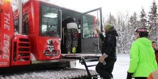Backcountry Cat Skiing New to These 2 Resorts ©Louise Kremer/Voodoo Mountain