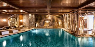 10 of the best ski spa holidays ©Cheval Blanc