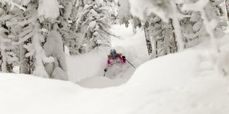 Snowiest Resort of the Week: 3.3-3.9 ©Grand Targhee Resort