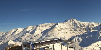 Best resorts for early-season skiing in Europe ©Tignes Tourism