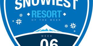Snowiest Resort of the Week (6/2016): Německo díky 165 cm čerstvého sněhu zabodovalo ©Skiinfo