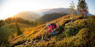 Downhill-Biken in Saalbach-Hinterglemm - ©Saalbach-Hinterglemm | David Schultheiß