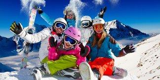 Najlepšie rodinné lyžiarske strediská pre každý vek ©Gorilla - Fotolia.com