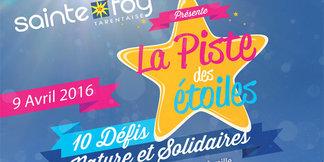La Piste des Etoiles, événement nature et solidaire à Sainte Foy