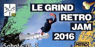 Snowboardová akce Retro Jam i decentní afterparty uzavřou sezónu na Božím Daru ©Skiareál Boží Dar