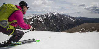 How to Ski Rocky Mountain National Park ©Liam Doran