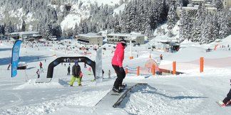 Quoi de neuf cet hiver dans les stations du Grand Massif ? ©OT de Flaine