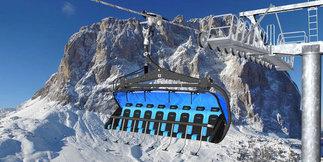 Dolomiti Superski: le novità dell'inverno 2016/17 ©Dolomiti Superski