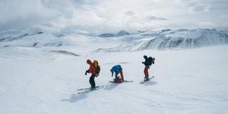 Dag 3 – Glitterheim til Spiterstulen over Glittertind ©Tor Berge - Norexplore