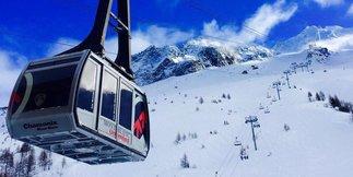 Chamonix : le domaine des Grands-Montets partiellement ouvert ce week-end ©Jonathan Hébrard