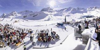 Esquiar en primavera: Stubai