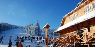 Sneeuw in Tsjechië