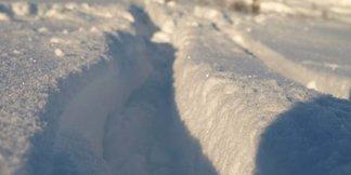 Turister insnöade på Österrikiska skidorter
