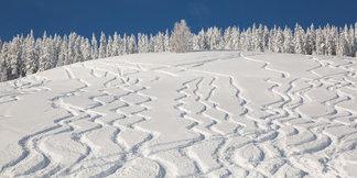 Jaké jsou sněhové podmínky v TOP 20 lyžařských střediscích? ©Skiinfo