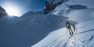 Le Dévoluy haut lieu du ski alpinisme le temps d'un week-end ©Agence KROS / Remi Fabbregue