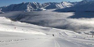 Jaké jsou sněhové podmínky v TOP 20 lyžařských střediscích? ©Carosello 3000 Livigno Facebook
