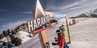 TOP 10 nejprudších sjezdovek v Alpách: Lyžovačka v černých barvách! ©TVB Mayrhofen | Dominic Ebenbichler