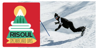 Risoul Snowboard Days ©Office de Tourisme de Risoul