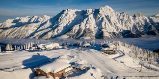 Snowiest ski resort of the week (Jan. 14-20) ©SaalbachHinterglemm/Facebook