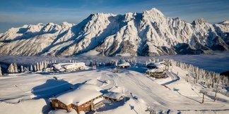 Snowiest ski resort of the week (Jan. 14-20) ©SaalbachHinterglemm/Facebook