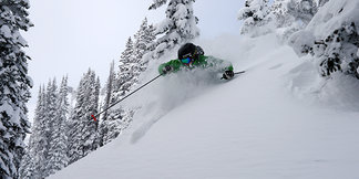 4 Feet of Snow at Steamboat's Summit This Week & More in the Forecast ©Steamboat