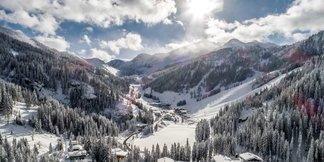 Ein Januar für die Geschichtsbücher: So sah es in den Skigebieten aus ©Zauchensee Liftgesellschaft